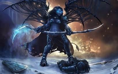 Knight Wow Death Tauren Magic Warcraft Wallpapers