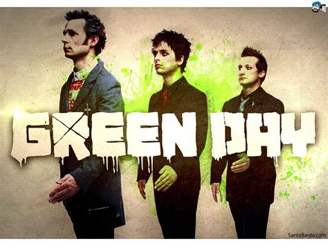 Green Day Wallpaper #2