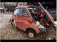 BMW Isetta 300 For Sale Restoration YouTube
