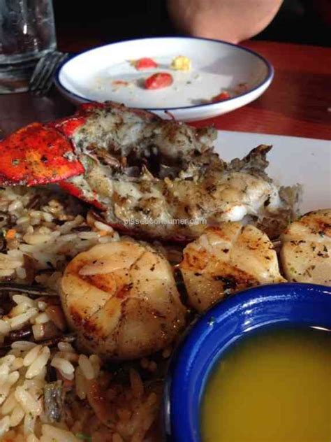 Red Lobster  Bad Food Review From Port Huron, Michigan