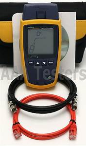 Fluke Network Cable Tester Manuals  copper cable testers selection