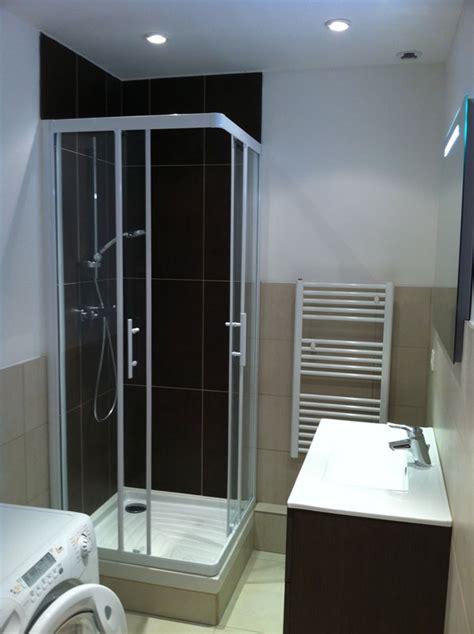 faience salle d eau exemple de r 233 novation d un appartement grenoble travaux