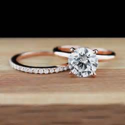 traditional wedding ring sets gold engagement rings miadonna the future of