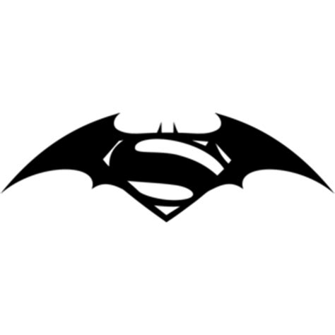 logo batman  superman logo vector logo  logo batman