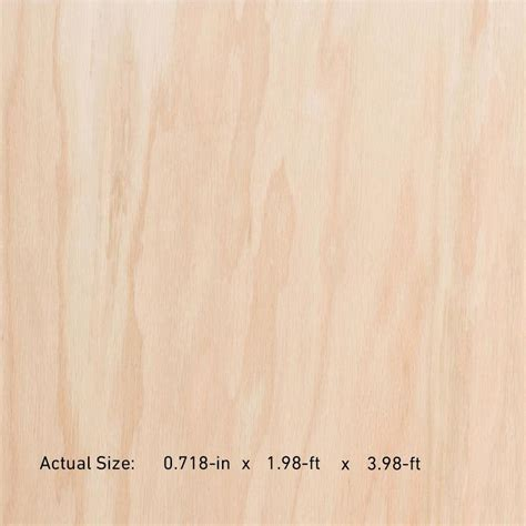 oak plywood lowes shop 3 4 in common oak plywood application as 2 x 4 at lowes com