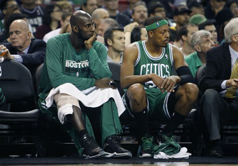 Boston Celtics injury updates: Kevin Garnett, Paul Pierce ...