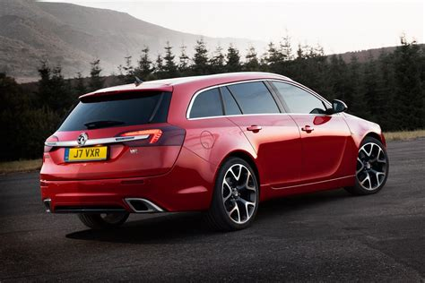 vauxhall vxr 2014 vauxhall insignia vxr supersport pricing announced