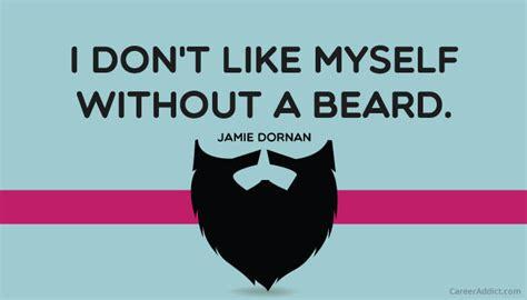 men grow beards  confer status