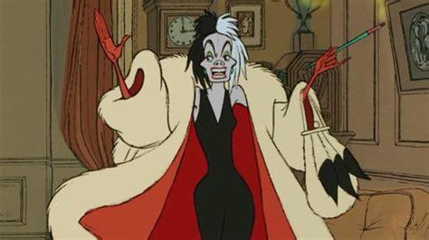 Cruella De Vil Song 1961 Vintage Halloween Disney