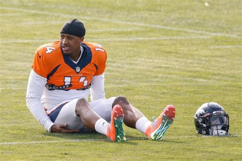Reports: Broncos WR Sutton has serious knee injury - Metro US