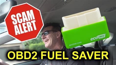 Eco Fuel by Eevblog 1181 Car Eco Obd2 Fuel Saver Scam