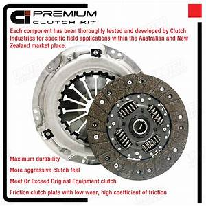 Ci Clutch Kit For Chevrolet Luv 1 6 Ltr 4 Cyl Kb20 1  1973