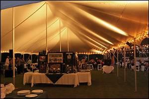 Tent lighting ideas for a wedding goodwin events for Wedding tent lighting ideas