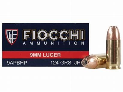 9mm Fiocchi Luger 124 Grain Shooting Dynamics