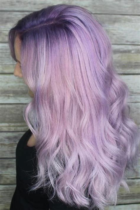 17 Best Ideas About Light Purple Hair On Pinterest