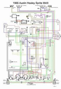 Austin Healey Mk4 Wiring Diagram