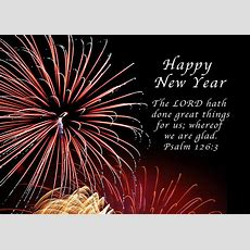 Happy New Year Psalm 1233 Photograph By Michael Peychich
