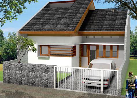 desain model atap rumah minimalis  bagus