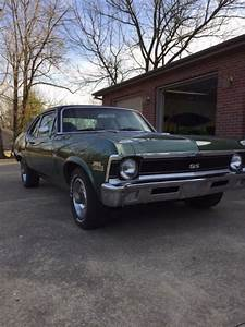 1970 Chevrolet Nova Ss True Ss With Numbers Matching 350
