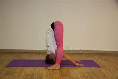 stock photo  asana gymnastics pose