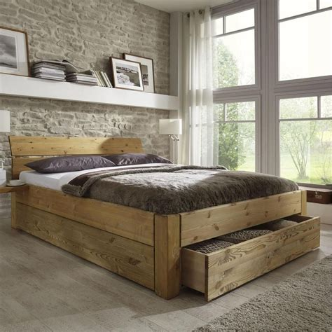 Bett 180x200 by Best 25 Bett 180x200 Holz Ideas On Holzbett