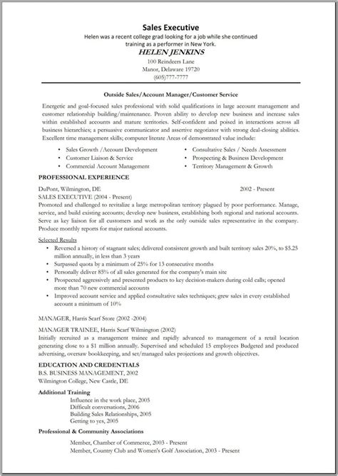 Free Sle Of A Sales Resume by Resume Template Blank Templates Pdf Creative Free