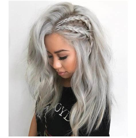 Ash Hair by 50 Unforgettable Ash Hairstyles To Inspire You