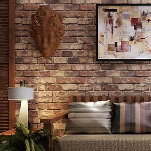 papier peint facon bois meilleures images d39inspiration With nice couleur papier peint tendance 7 papier peint brique bois bibliothaque pour effet