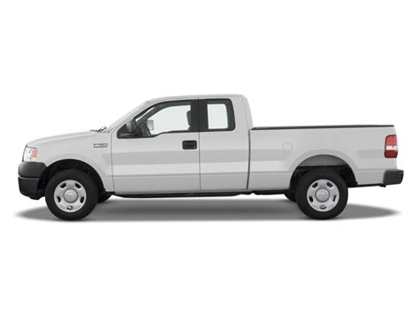 image  ford   wd supercab  xl side exterior