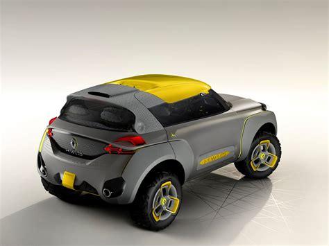 Renault Kwid Concept, ça Resemble à Du Légo