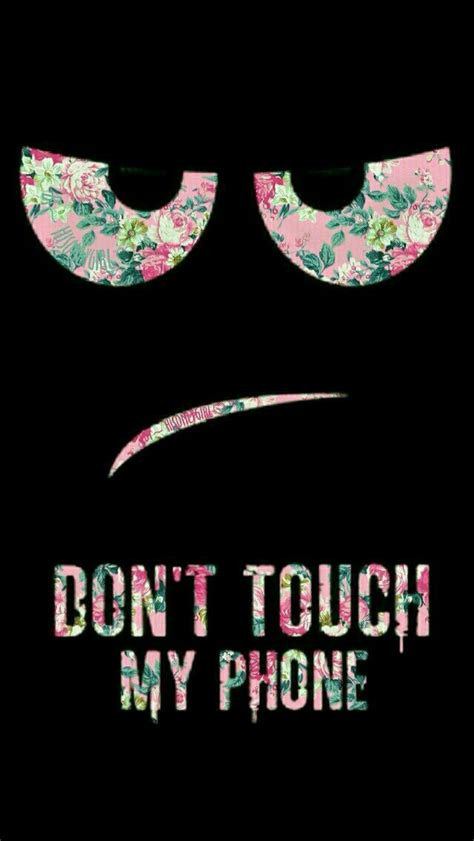 Wallpaper dont touch my phone (72+ images). DON'T TOUCH MY PHONE BOY'S | Dont touch my phone wallpapers, Funny wallpapers