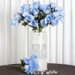 168 Pcs Velvet Rose Buds Wedding Flowers Supply For Bridal
