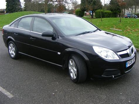 vauxhall black used vauxhall vectra 2006 black paint diesel 1 9 cdti