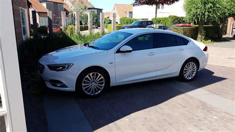 Opel Insignia Review by Opel Insignia Grand Sport 1 6 Cdti 110pk Ecotec Busines