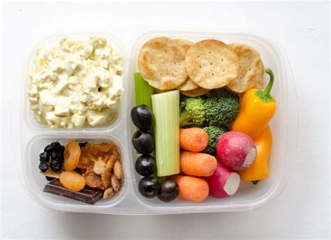 14 Healthy Lunch Ideas To Pack For Work