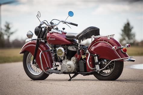 1947 Indian Chief Roadmaster