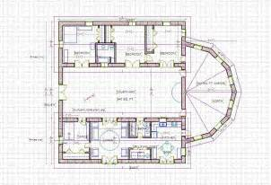 central courtyard house plans center courtyard house plans homedesignpictures