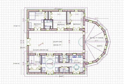 courtyard home plans courtyard home designs find house plans