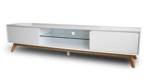 tablette pour canapé meuble tv svartan de style scandinave mobilier moss