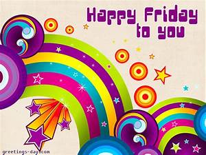 Animated Happy Friday www pixshark com - Images