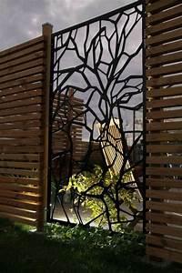 Paravent De Jardin : paravent de jardin plus de 50 id es orginales le ~ Melissatoandfro.com Idées de Décoration