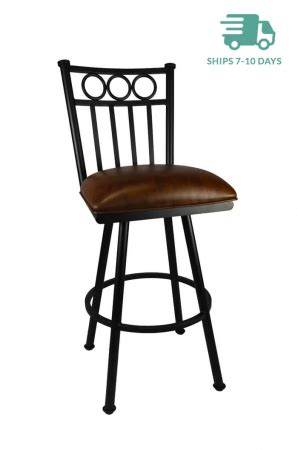 what is the height of a kitchen island callee washington swivel black kitchen counter stool 9941