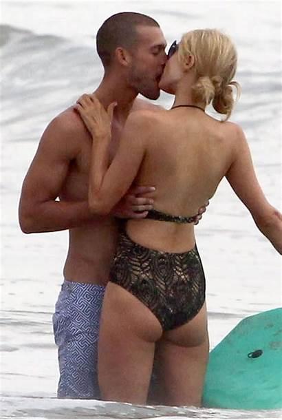 Hilton Paris Boyfriend Beach Swimsuit Malibu Hawtcelebs