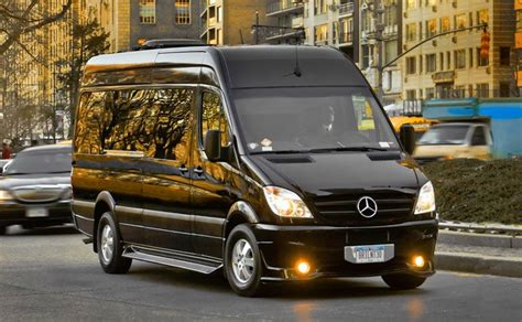 Those who want to level up its comfort features can purchase its luxury coach variant. Brilliant offers luxury van and mini bus transportation services in Mercedes Sprinters ...
