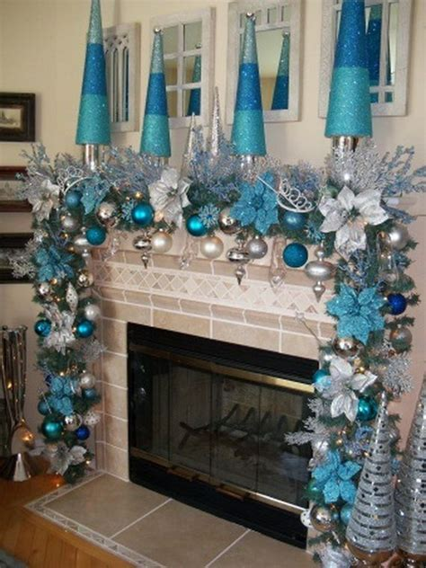 awesome christmas decorations 25 awesome blue decorations ideas blue decor and holidays