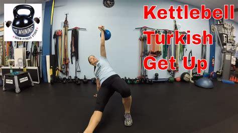 turkish kettlebell