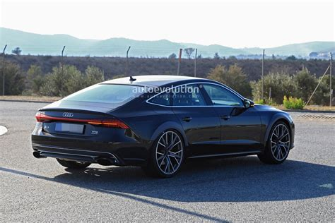 New Audi Rs7 Coming In Late 2018, E-tron Version With 700