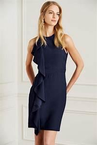 Kleid Hochzeitsgast Lang : schwarzes kleid hochzeitsgast modische damenkleider ~ Eleganceandgraceweddings.com Haus und Dekorationen