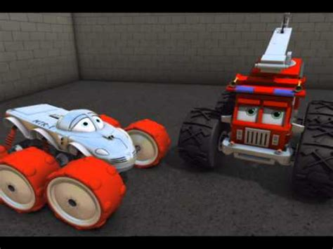 Bigfoot Presents Meteor And The Mighty Monster Trucks