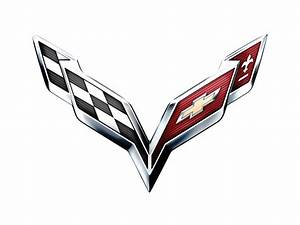 Image Gallery 2014 corvette logo